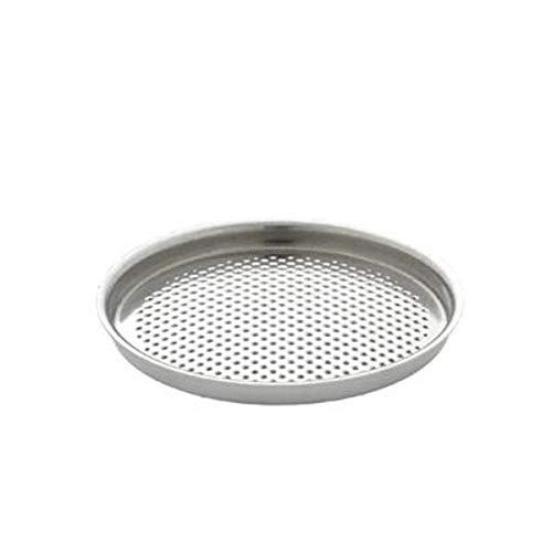 Giannini Nina Orziera 2 Tassen auch f/ür Induktionskochfelder hergestellt in Italien innen aus poliertem Aluminium au/ßen aus Edelstahl