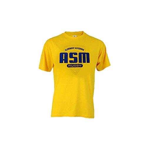 OTA T-Shirt MC Jaune Blason - XXL