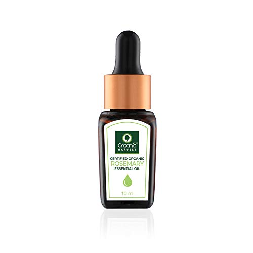 Rosemary Essential Oil – USDA, OneCert, Certified Organic, 100% Pure, Undiluted, Therapeutic...