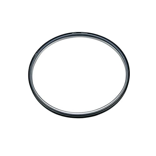 Junta para la Tapa de la Thermomix TM31, 31TM, de Color Negro, de Silicona y plástico