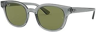 Ray-Ban RB 4324 GREY/GREEN 50/21/150 unisex Sunglasses