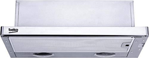 Beko CTB 6407 X Dunstabzugshaube/Flachschirmhauben