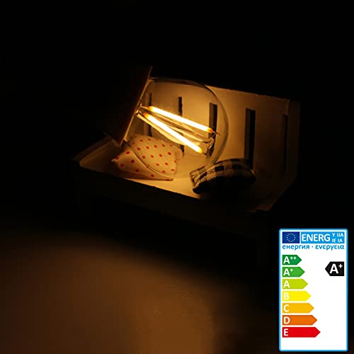 MZYOYO Bombillas LED
