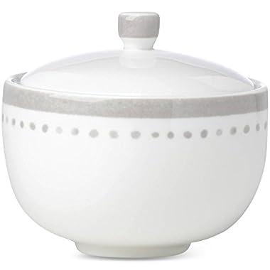 Kate Spade New York 867939 Charlotte Street Sugar Bowl in Grey,