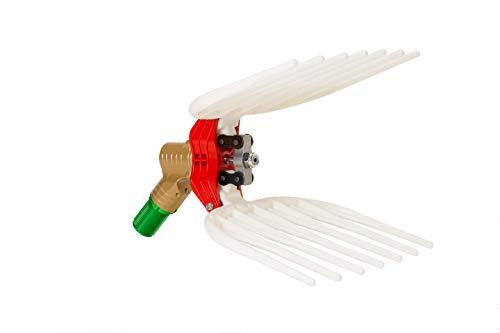 Sbaraglia A40 Abbacchiatore Scuotitore Pneumatico Modello Volare Pettine per la Raccolta Olive