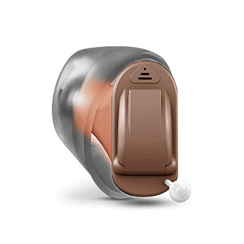 Vibe Nano8 ヴィーブ ナノ8 最小 最軽量 リモートフィッティング機能搭載 補聴器 (右耳用) アプリ連携