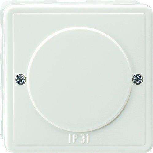Gira 007040 verdeeldoos S, zuiver wit