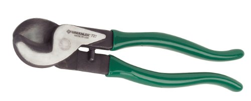 """Greenlee 727 Cable Cutter, 9-1/4"""""""