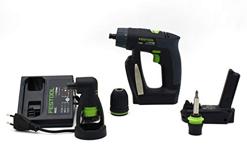 Festool Taladro atornillador a batería CXS Li 1,3 Set 564271