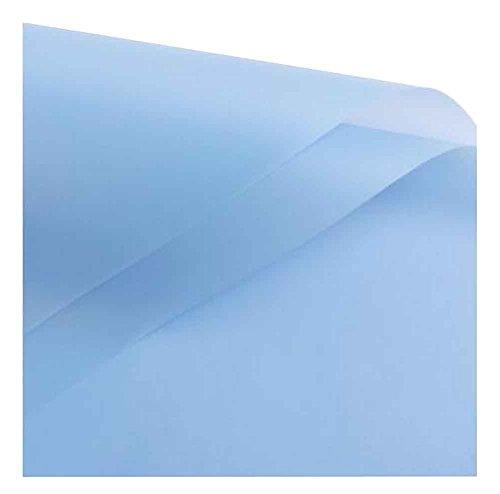 20 Blatt Foggy Papierblumen-Verpackungs-Papier Geschenkpapier # 7
