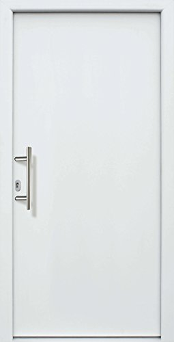Aluminium Haustür (Sondermaß cm wählbar, verschiedene Farben, alles inklusive)