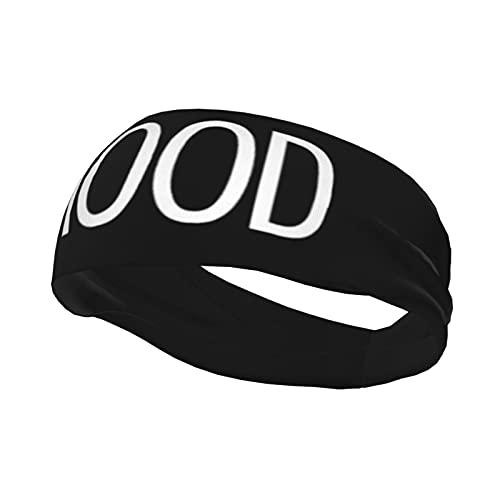 Mood Sports - Diadema higroscópica para hombres y mujeres