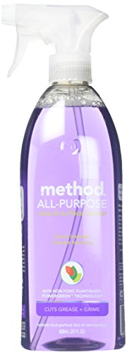 Method All Purpose Natural Surface Cleaning Spray  - 28 Oz - French Lavender - 3 Pk