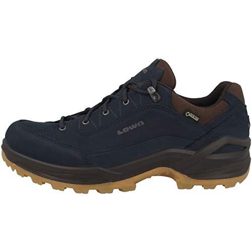 Lowa Schuhe Renegade GTX LO Navy-Honig (310963-6961) 46,5 Blau