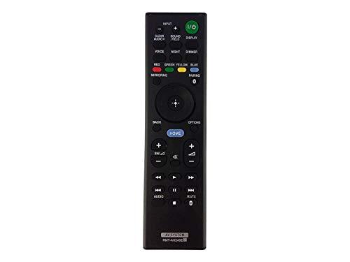azurano Universal Ersatz-Fernbedienung | Kompatibel mit Sony RMT-AH240E | TV Projektor HiFi Fernbedienung | HTCT380, HT-CT380, HTCT381, HT-CT381, HTCT780, HT-CT780, SACT380, SA-CT380, SACT780,