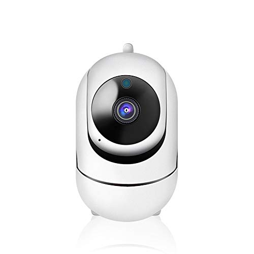 Indoor Beveiliging Dome IP Camera draadloos 1080p Automatic Tracking Remote Mobile Phone Alarm HD Night Vision Home Monitor Met H.264 + Coding