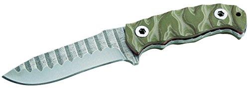 Herbertz Top Collection de Uni Cinturón Cuchillo, AISI 440,...