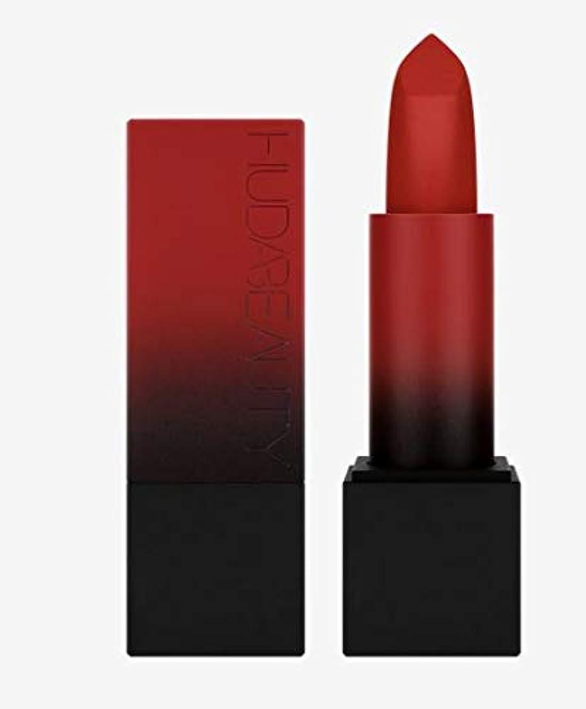 ためらう保険をかける資料Hudabeauty Power Bullet Matte Lipstick マットリップ El Cinco De Mayo