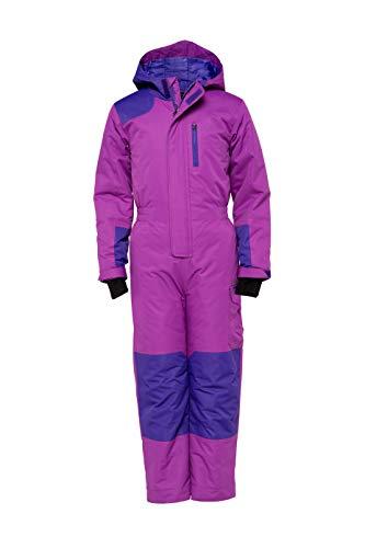 Arctix Youth Dancing Bear Insulated Snow Suit, Amethyst, X-Large Regular