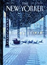 The New Yorker, December 19 & 26, 2011 World Changers (Cover)