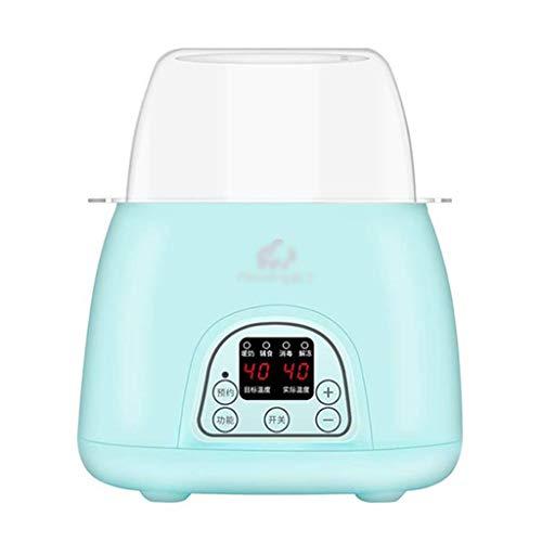 Sterilisator Babyflaschenwärmer Sterilisator Mikrowellen-Dampfsterilisator for Babyflaschen, Milchpumpen, Schnuller, Babynahrung mit LED-Anzeige for Baby Kind babyflaschen sterilisator