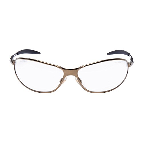 3M 71462 Gafas de seguridad con montura metálica PC ocular incoloro recubrimiento AR-AE 1 gafa/bolsa