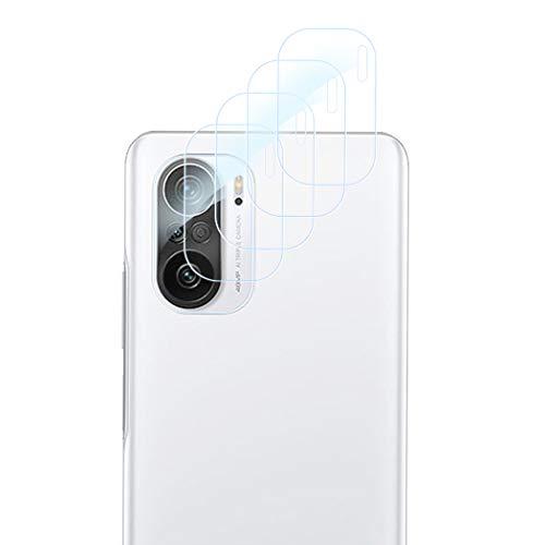 Olycism Kompatibel für Xiaomi Redmi K40 Kamera Panzerglas Kamera Transparentes Schutzglas Ultra-klar Hohe Transparenz 9H Härte Anti-Kratzen Anti-Öl Anti-Bläschen Panzerglas Displayschutzfolie