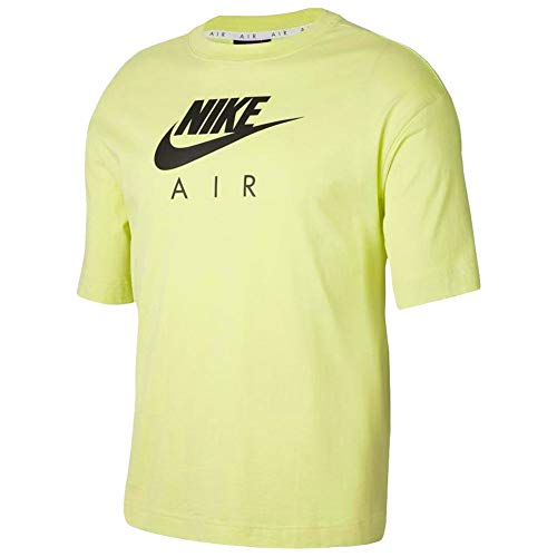 Nike Damen Air Trikot, Limelight, M