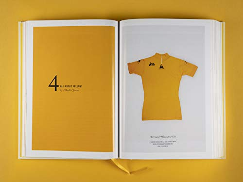 The Yellow Jersey: WINNER OF THE 2020 TELEGRAPH SPORTS BOOK AWARDS CYCLING BOOK OF THE YEAR