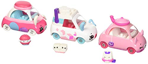 Shopkins S3 3 Pack - Tea Brake