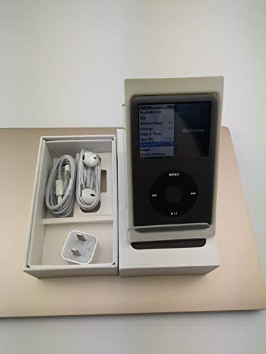 Original AppleiPod Compatible for mp3 mp4 Player Apple iPod Classic 7th gen 256GB Black