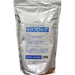 『シロアリ駆除用 白アリミケブロック 業務用 2kg 土壌処理用防蟻剤』のトップ画像