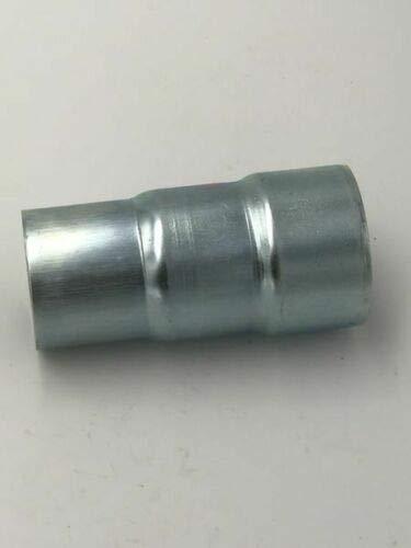 Universal Auspuff Reparatur Rohr 3-Stufig Stufenrohr Adapter Abgasrohr nach Wahl (70/60/55)