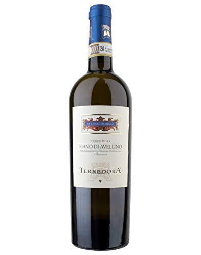 Vino Fiano di Avellino D.O.C.G. bianco - Terredora Dipaolo - Cartone da 6 Pezzi