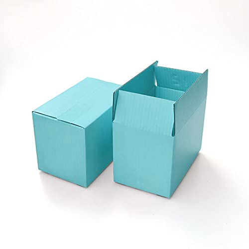 BAWAQAF Cajas de Regalo, 20 Piezas Caja de Regalo de Embalaje de Papel de 3 Capas, Cajas de Regalo pequeñas de Dulces de Boda, Suministros Decorativos de Boda de Chocolate