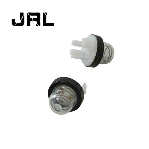 JRL Lot de 2 Pompes d'Amorçage Ampoule Base pour Stihl TS410 TS420 BR50 BR55 BR600 OEM 42383506201