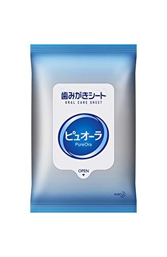 ピュオーラ歯みがきシート15枚入[医薬部外品]