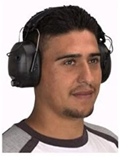 Western Safety Noise Canceling Electronic Ear Muffs