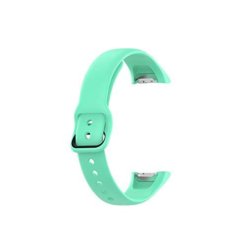YDL para Samsung Galaxy Fit R370 Smart Pulsera Smart Band Reemplazo para Samsung Galaxy (Color : Mint Green)