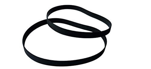 TEYOUYI Replacement Belts for Bissell PowerForce Compact Lightweight Upright Vacuum Replaces Part 1604895 160-4895 (2 Pack)