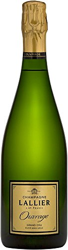 Champagne Lallier Grand Cru Ouvrage (in gift box) NV. CHAMPAGNE, FRANCE. (PINOT NOIR, CHARDONNAY) 3 x 75cl.