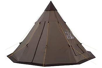 CampFeuer Tente tipi pour 4 personnes