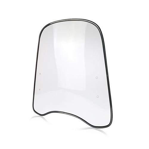 Pantalla Parabrisas para Moto Custom Transparente