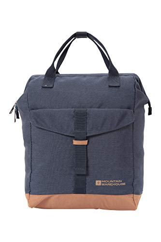 Mountain Warehouse Raven 15L Backpack - Best for Camping & Hiking Navy