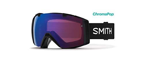 Smith Optics I/O Goggle (Black Frame, Red Sensor Mirror Lens)