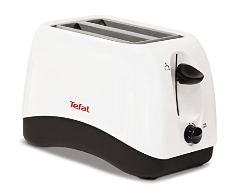 Tefal TT130130 2fetta e 850W Bianco tostapane