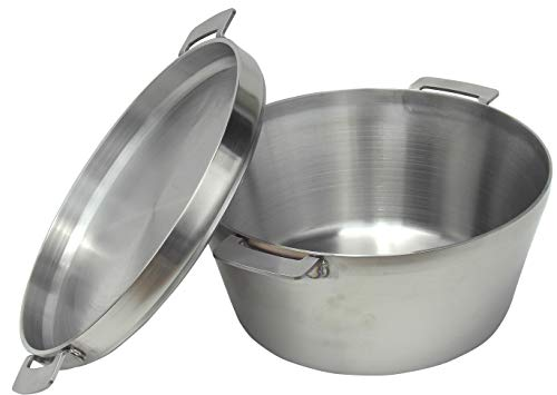 SOTO Stainless Steel Dutch Oven, 12 inch