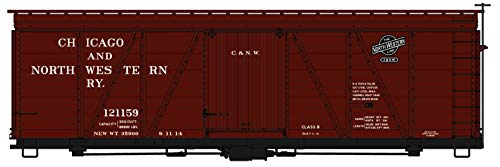 Accurail 1180 HO Scale C&NW 36