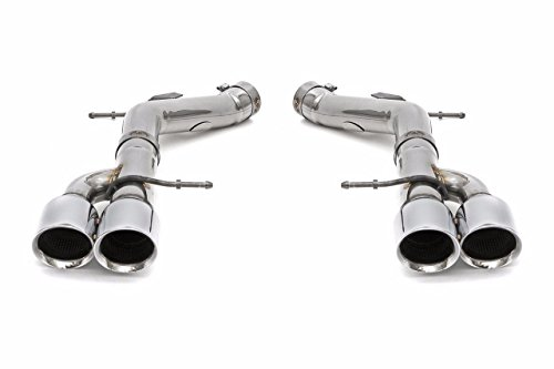 Fabspeed Muffler Bypass Pipes - Compatible with BMW M5 F10 2011+
