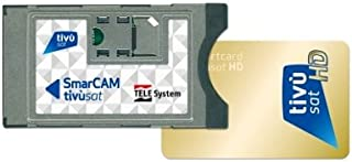 Telesystem - Modulo Tivusat HD Smarcam + smart card